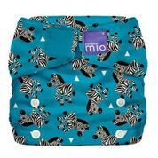 Miosolo all in one nappy (Zebra Crossing)