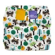 Miosolo all in one nappy (Racoon  Retreat)