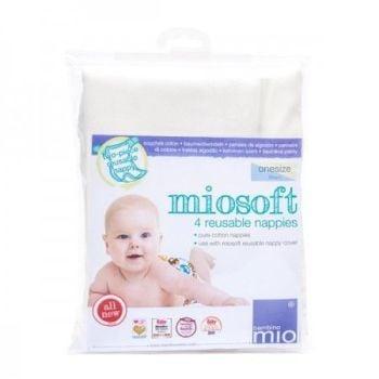 Miosoft Nappy (4 pack)