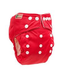 Little Lamb Onesize Pocket Nappy (Jade)