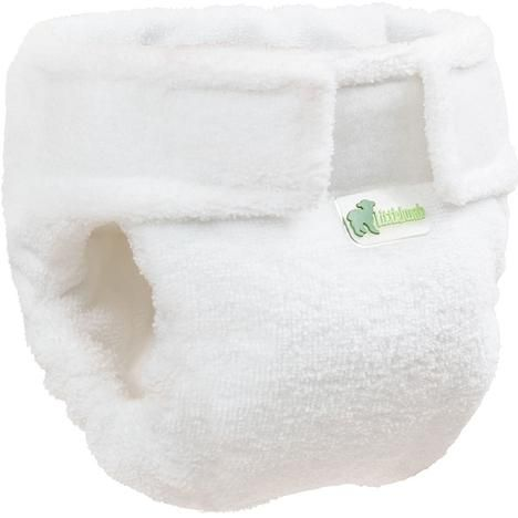 Little Lamb Microfibre Nappy