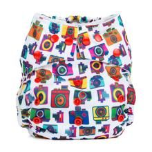 Baba+Boo One Size Pocket Nappy (Cameras)