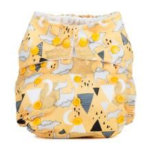 Baba+Boo One Size Pocket Nappy (Polar Bears)