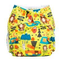 Baba+Boo One Size Pocket Nappy (Camping)