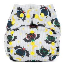 Baba+Boo One Size Pocket Nappy (Bats)