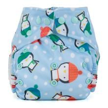 Baba+Boo One Size Pocket Nappy (Penguins)