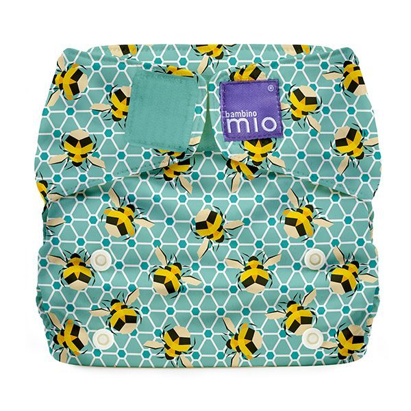 Miosolo all in one nappy (Bumble)