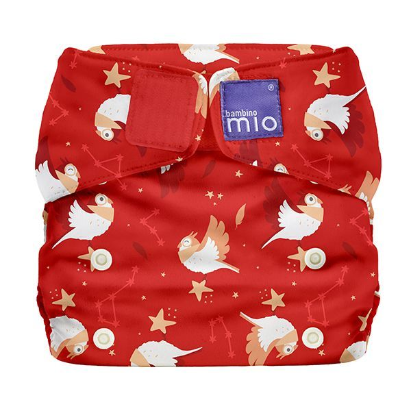 Miosolo all in one nappy (Starry Night)