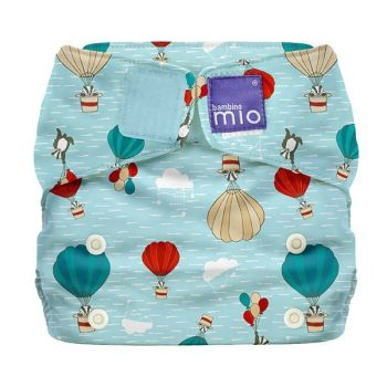 Miosolo all in one nappy (Sky Ride)
