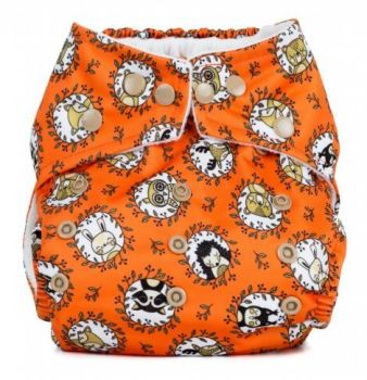 Baba and Boo One Size Pocket Nappy (Enchanted Woods)