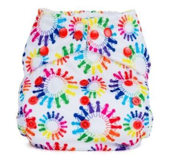 Baba and Boo One Size Pocket Nappy (Community)