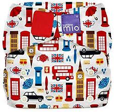 Miosolo all in one nappy (Great Britain)