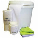 Buckets & sanitizers