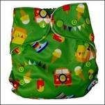 Cloth nappies/wraps