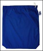 Wet bag (blue)