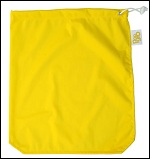 Wet bag (yellow)