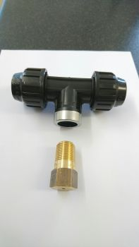 Anti freeze drip valve
