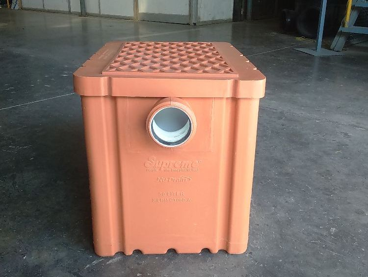 Drainage Grease traps