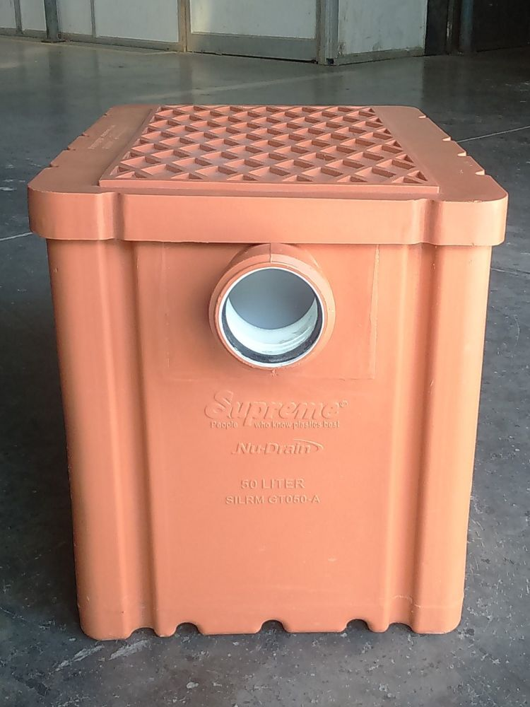 50 Ltr Grease trap small commercial