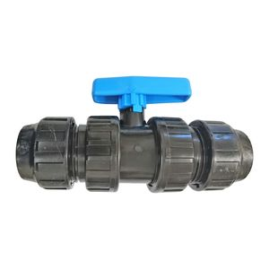 Ball valve 1 1/2