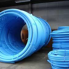 Water Metric Pipe Blue