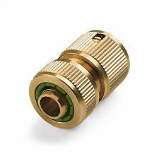 Water Hose Connection Brass