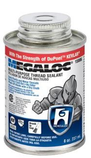 Water Sealant : PTFE  - MEGALOC