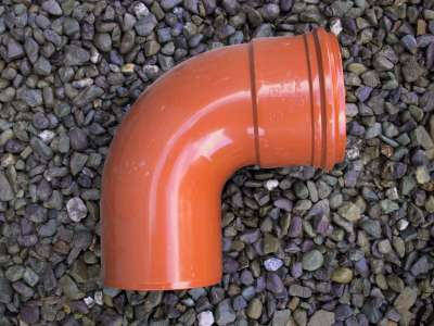 Bend 90 degree single socket 6