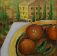Seville Oranges Ali Hollingsworth