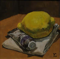 Complementary fruit-Yellow Malcolm Cudmore