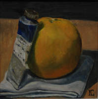 Complimentary Fruit - Orange Malcolm Cudmore