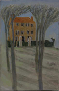 French House 22 x14cm