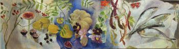 All that is Tessa Newcomb 30 x 110cm