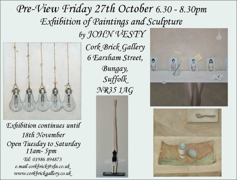 John vesty exhibition 27-10-17