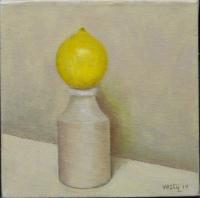 Lemon pot