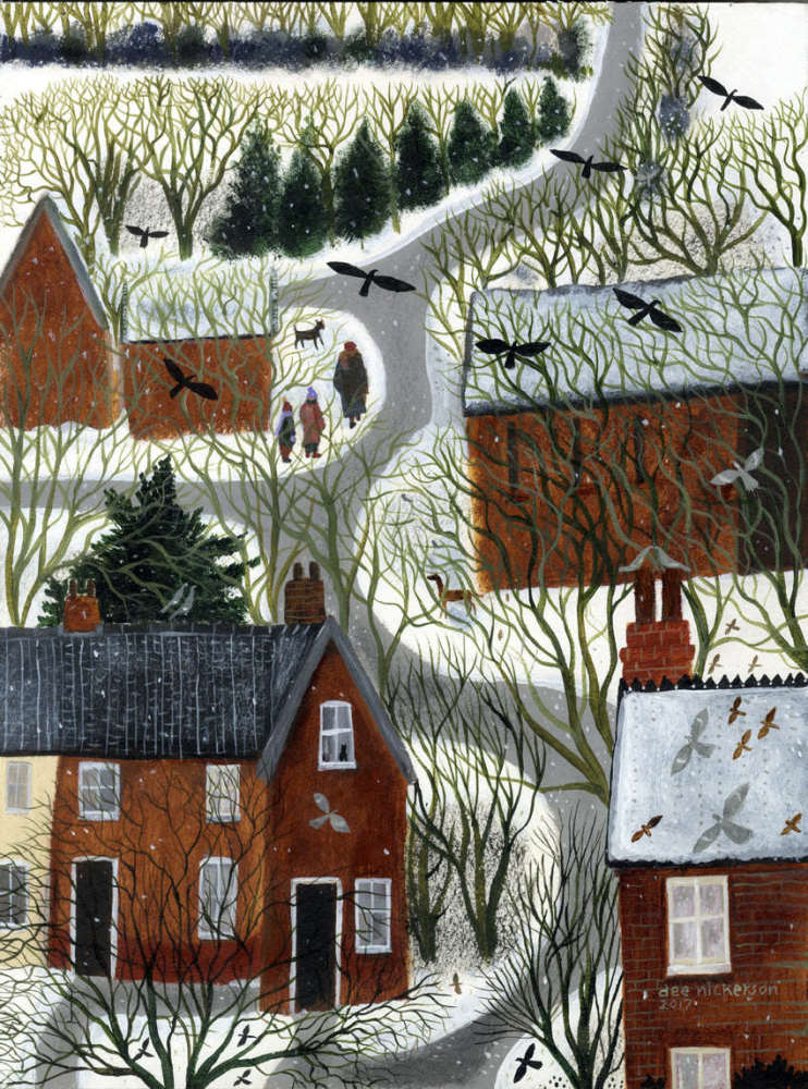Dee Nickerson A Winters Day