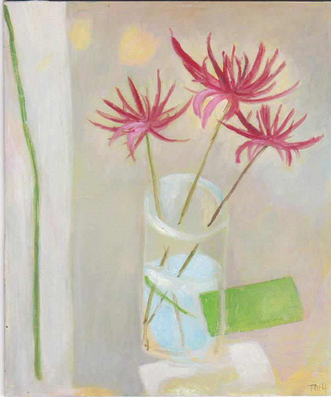 Flower show 21 x 17.5 cm