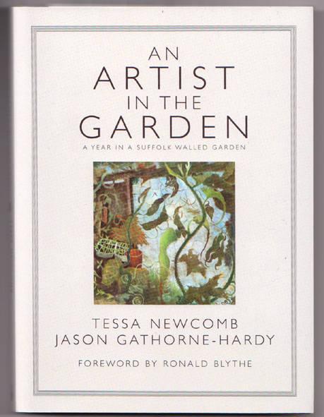 Tessa Artist in the garden.psd small