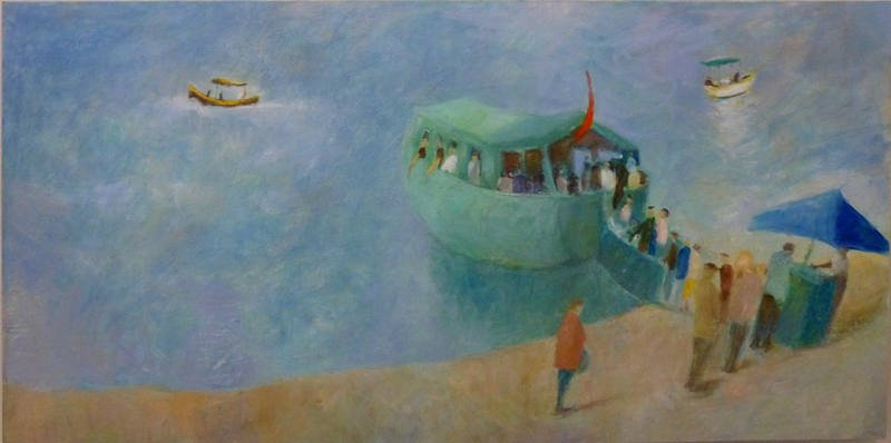 Everyday ferry 29cm x 60cm