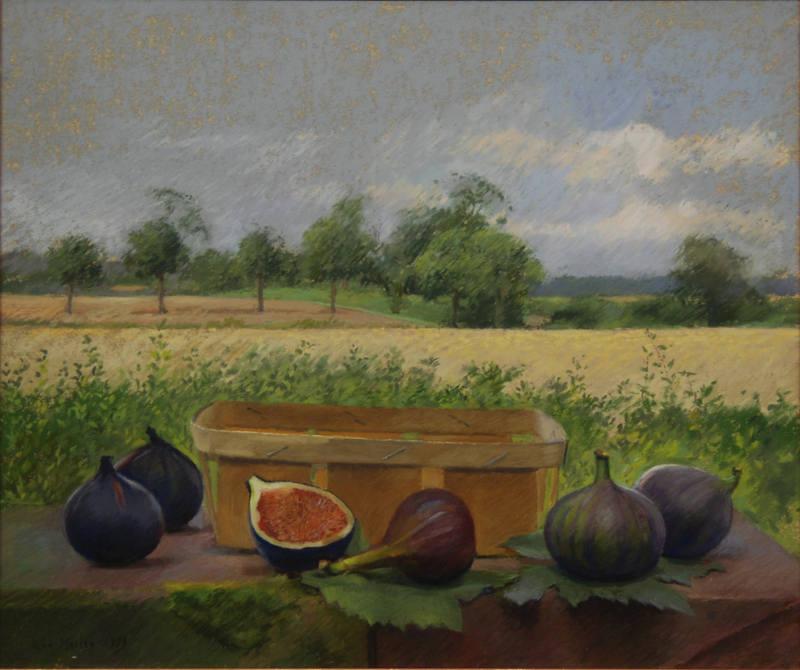 Figs John Morley 35x40cm