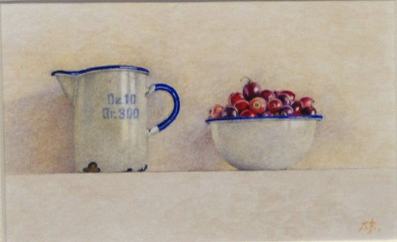 Cranberries Sue Read 14x9cm