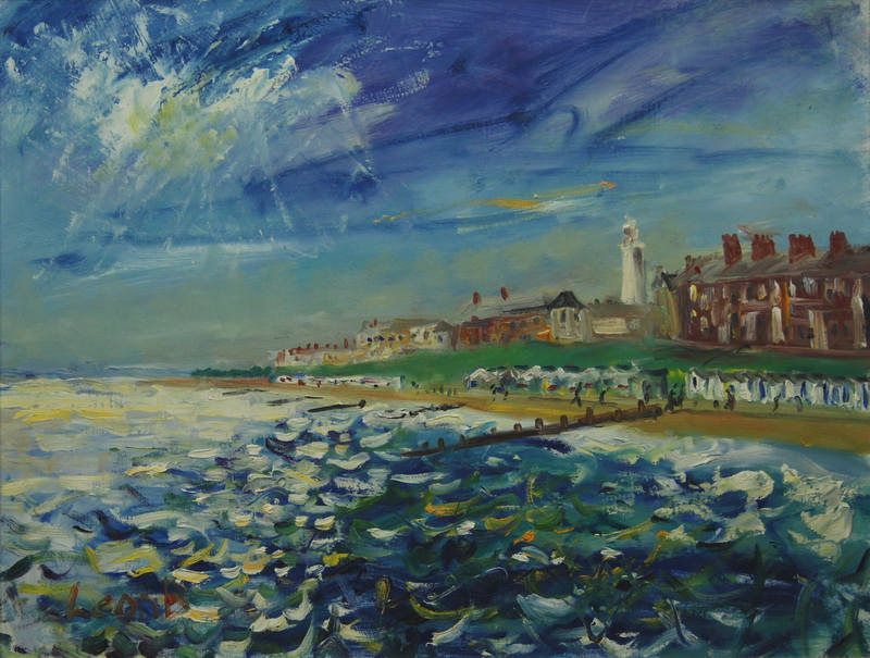 Southwold Leon Bunnewell 45x60cm