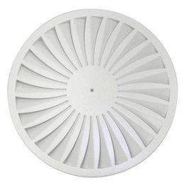 Circular Flanged Swirl Diffuser