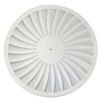 CVCFSD-254 Circular Flanged Swirl Diffuser