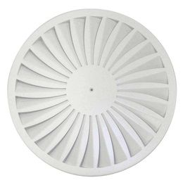 CVCFSD-350 Circular Flanged Swirl Diffuser