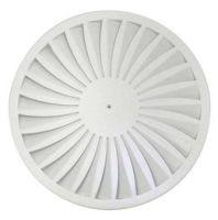 CVCFSD-540 Circular Flanged Swirl Diffuser