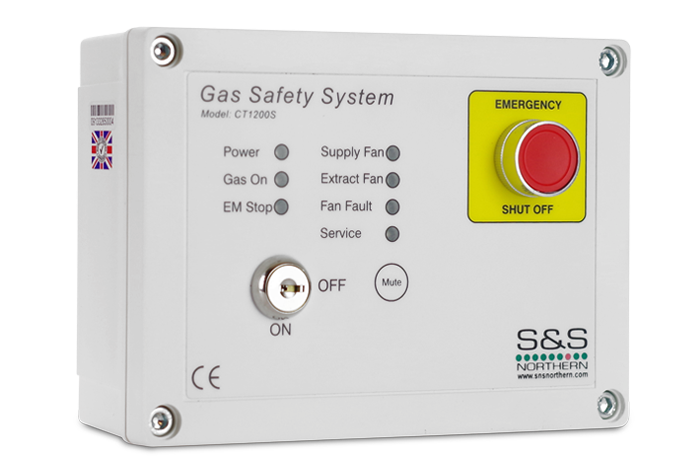 Gas Interlock Control Panels