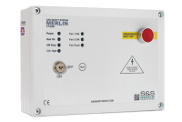 Merlin CT1650 PLUS Gas Interlock Panel