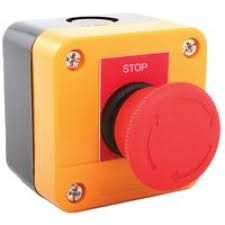 CVES2 Emergency Gas Shut Off - Mushroom Type