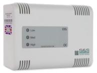 Merlin CO2-C1 Detector - 1500ppm / 2800ppm / 4500ppm